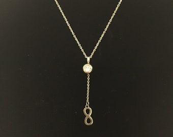 Stainless Steal Jewelry Necklace/Earrings set