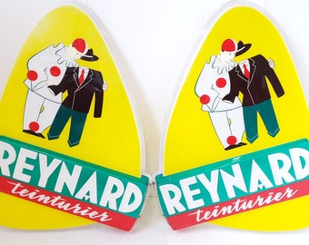 French plastic 50s Reynard Dyer 50's rockabilly 50s vintage