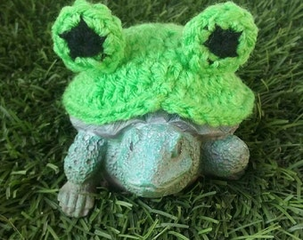 Frog Costume for Turtles (Please Provide Measurements)