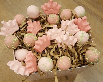 22 piece Choclate pops basket