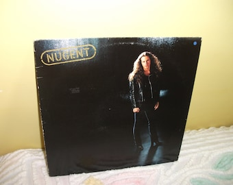 Ted Nugent Vinyl Record Album NEAR MINT condition 1982