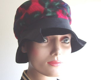 cloche hat with original tags vintage c1960s