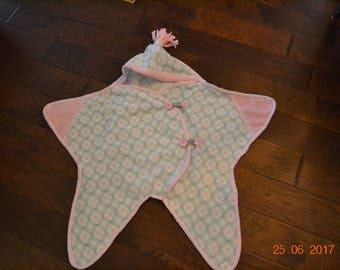 Star Baby Bunting- snowsuit