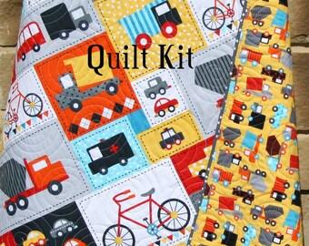 View Baby Quilt Kits By Kblandfordfabrics On Etsy