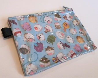 League of Poro Zippered Pouch
