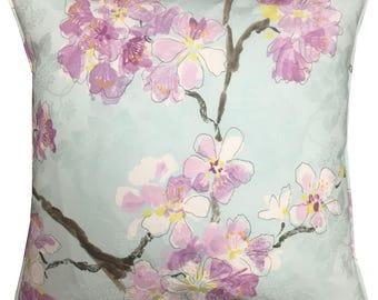 "Designers Guild 'Cherry Blossom' Cushion Pillow Cover 18"" (45cm)"
