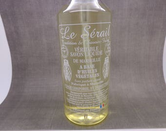 Flüssige Marseille Seife