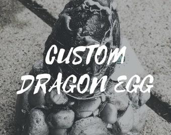 Custom Dragon Egg