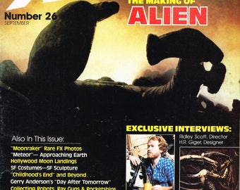 Starlog - Magazine No # 26   –  1979