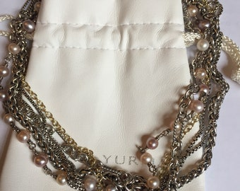 David Yurman choker necklace