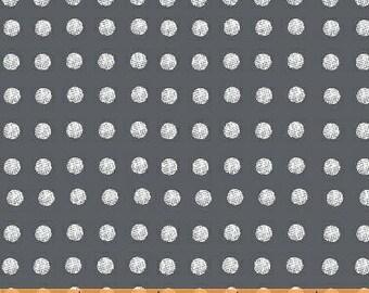 Lemmikki by Lotta Jansdotter for Windham Fabrics - 43093-8 - Ash - FQ - Fat Quarter - Cotton Quilt Fabric
