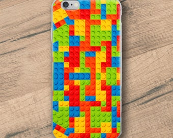 Lego Bricks, iPhone Case