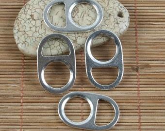 5pcs Tibetan silver style connector h0151