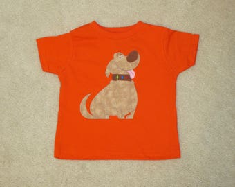 DuG from UP Custom Boutique T SHIRT Tee HoLiDaY Dog Polo