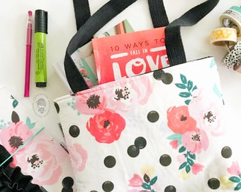 pops & dots bible bag