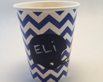 24 football superbowl tailgate chalkboard labels for cups wine glasses glass mason jar jars goodie bags name tags