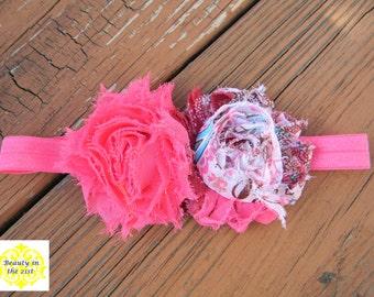 Vintage Pink Headband