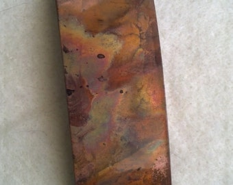 Copper Barrette