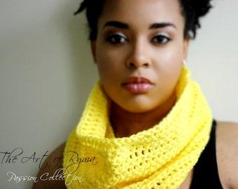 "Crochet Cowl ""The Tiarra"""