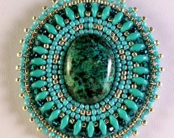 Turquoise dream pendant