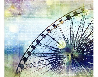 Carnival Dreams IV Fine Art Print