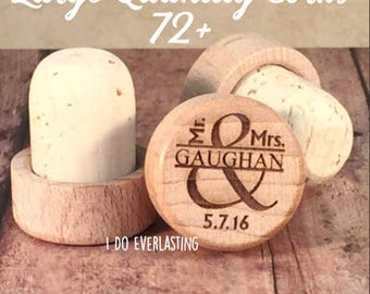 Wine Stopper Wedding Favor, Custom Wine cork, Wine Stopper, Wedding Wine Cork, Rustic Wedding Favor, Unique Wedding Favor, Wedding