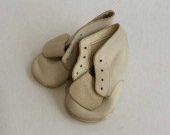 Vintage Baby Shoes, Nursery Decor, Photo Prop