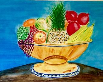 Fruit Bowl!