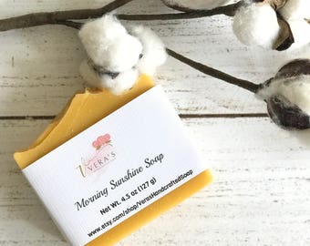 Natural Soap Bar, Mother's Day Gift,  Handmade Cold Process Soap,  Gift for Her, Natural Soap