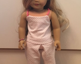 "The Pal - 18"" Doll Pajamas"