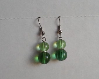 Perfectly Peridot Earrings