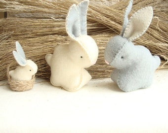 Easter Bunnies, Bunnies, Easter Bunny, Rabbits , Easter Rabbits, Easter Decor, Easter Gift