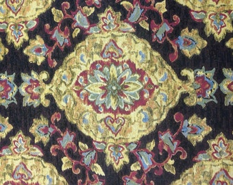 Luxurious Tapestry Upholstery Fabric - Upholstery Fabric By The Yard