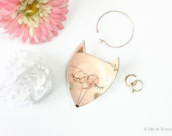 """Coupelle porte-bijoux Renard """"Sweet Fox"""""""