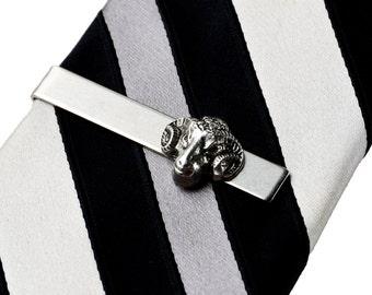 Ram Tie Clip
