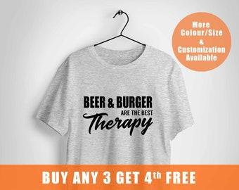 Burgers  Tees,Beer shirt,gift for dad,summer bbq,Sunday Funday,irish pub tshirt,causal shirt,pub crawl shirt,soccer Fan shirt,Plus Size Clot