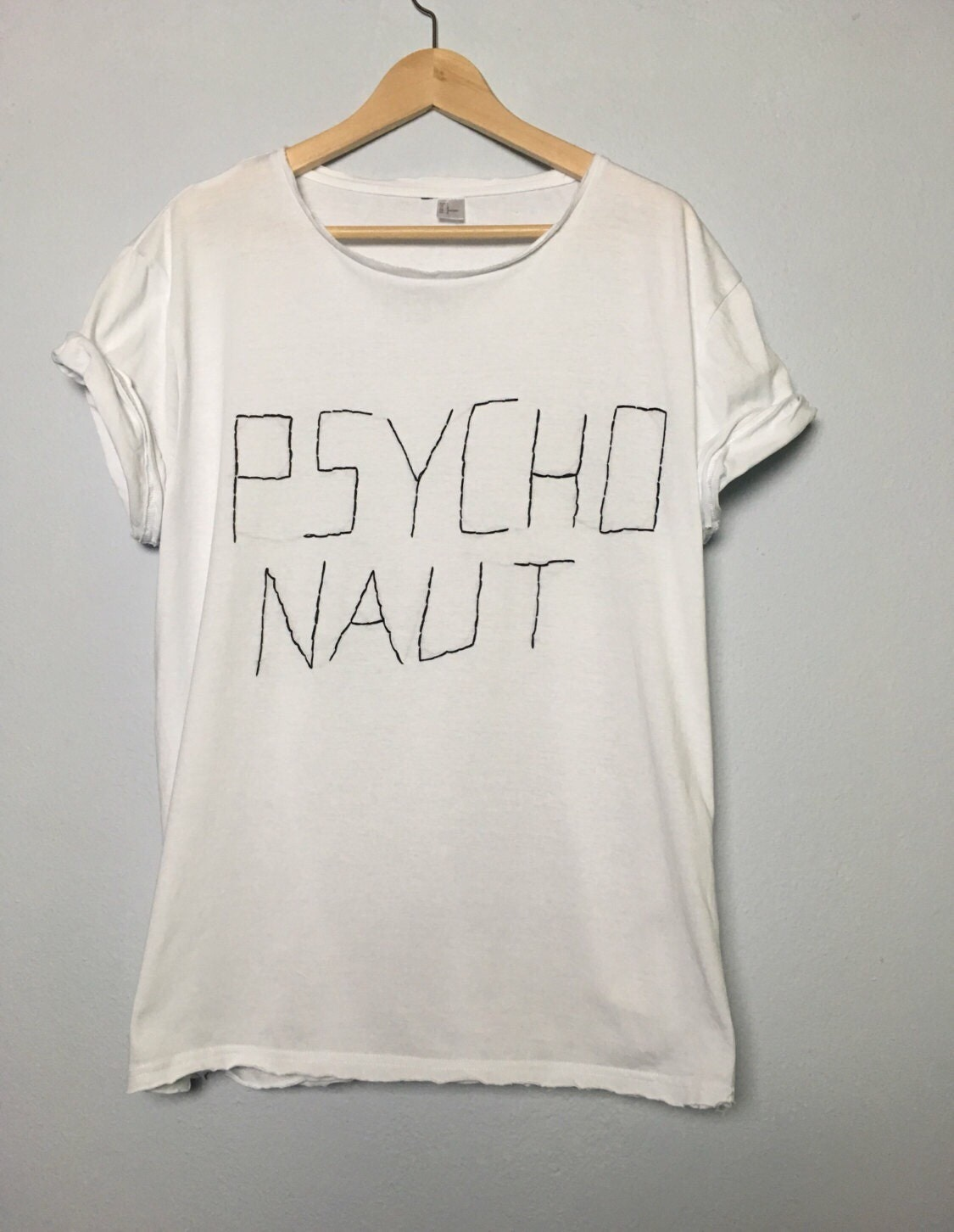 Psychonaut (Tshirt bestickt) OWMGmYC4mp