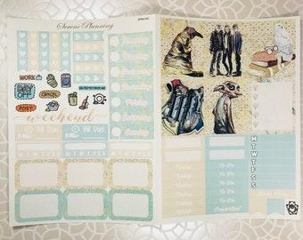 SPB6-002 Wizards & Witches B6 TN Kit