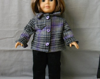 American Girl Doll Winter Warm Outfit