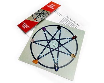Chakra Balance Little Grid Kit