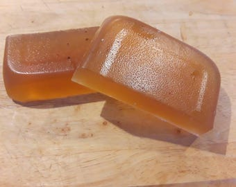 Vanilla and Brown Sugar Soap
