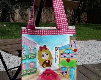 Beautiful bags for girls