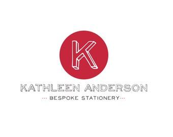 Professional Pre-made Monogram Logo / Modern / Branding / Logo Design / Monogram