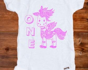 I am One onesies