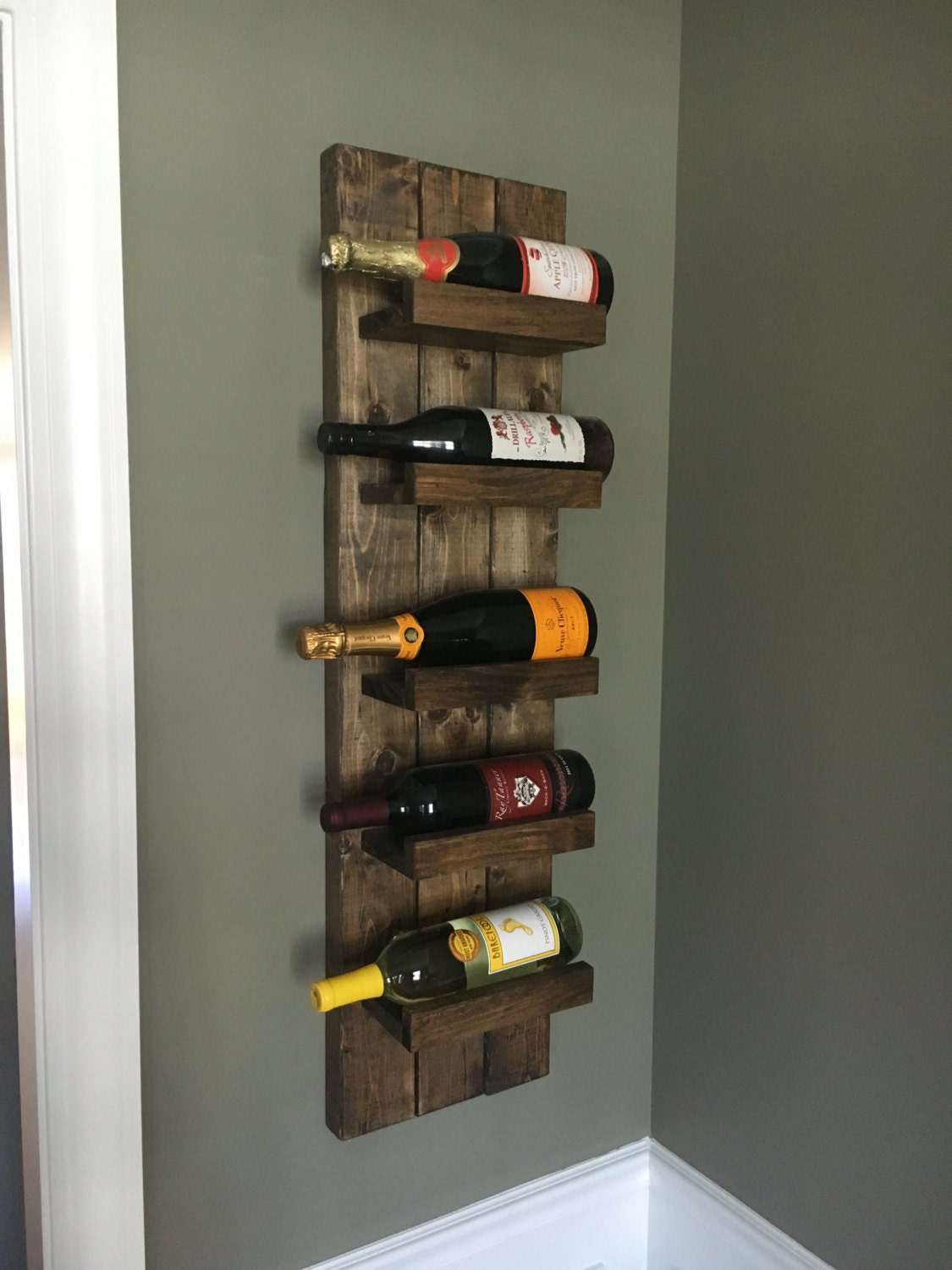 Nice Wall Wine Racks Part - 1: ?zoom