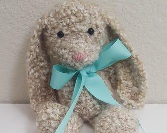 Crochet Bunny, Amigurumi Bunny, Handmade Gifts, Crochet Stuffed Animal, Crochet Stuffed Bunny