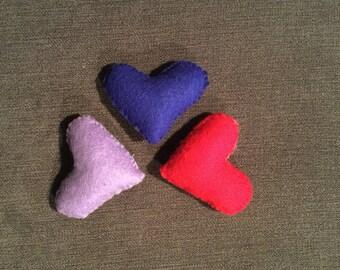 Heart cat nip cat toys