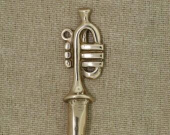 Trumpet Pattern, Music Jewelry, Sand Casting Tools, Jewelry Making Tool, Casting Equipment, Tools for Casting, Delft Clay, Petrobond