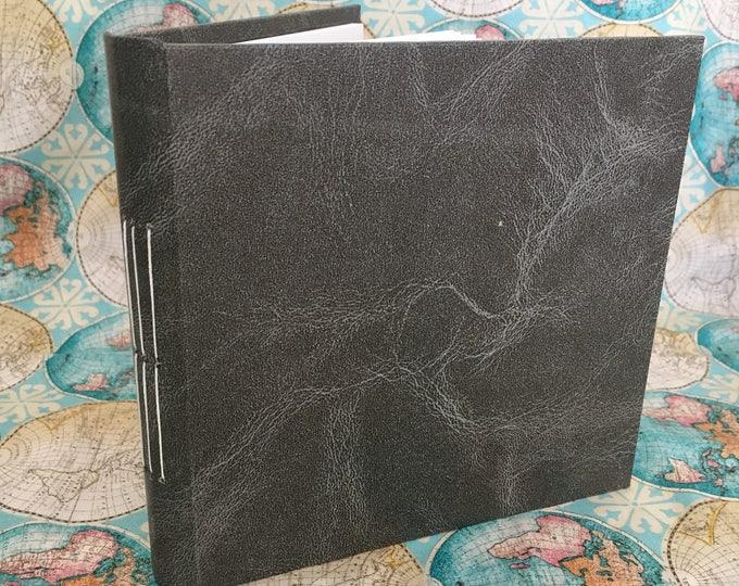 Hand-Bound Sketchbook