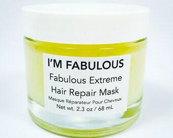 Fabulous Extreme Hair Repair Mask
